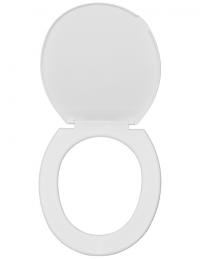 Сиденье «СТАНДАРТ-Н» белое